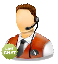 Live-chat-with-customer-service